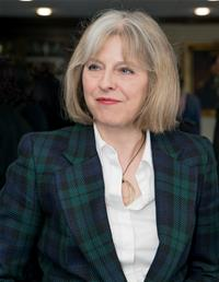 Profile image for The Rt Hon Theresa May